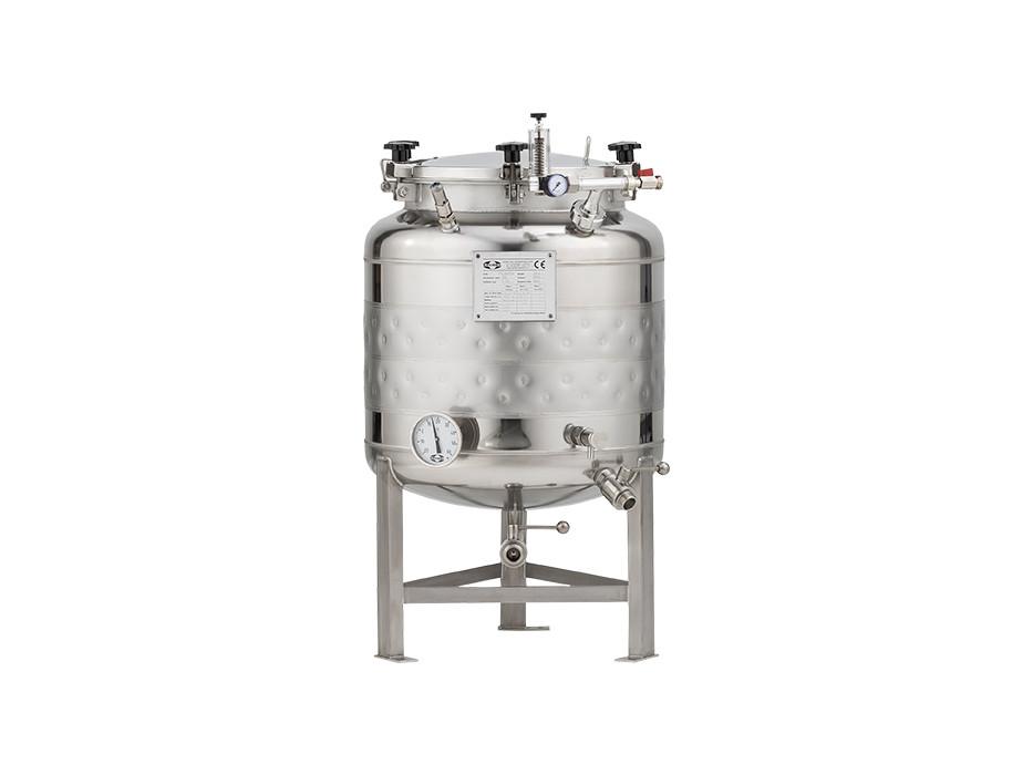 Stainless steel pressure tank 1.2B