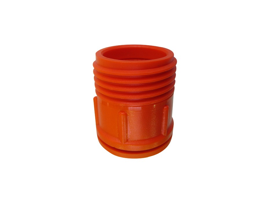 Vent connection orange for floating lid with a diameter up to Ø 820mm