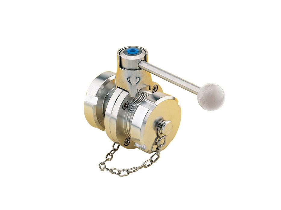 Disc valve NW40