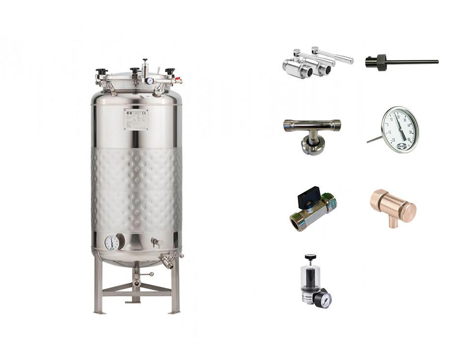 Set »Druckbehälter FD-1.2B«