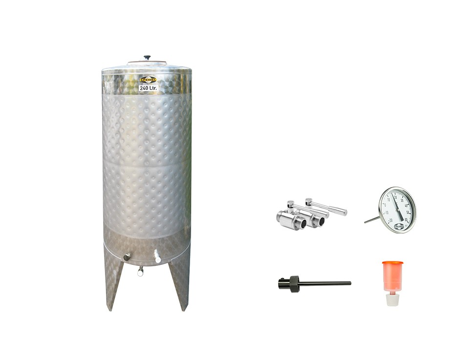 »Fermentation and storage tank FD-S« KIT