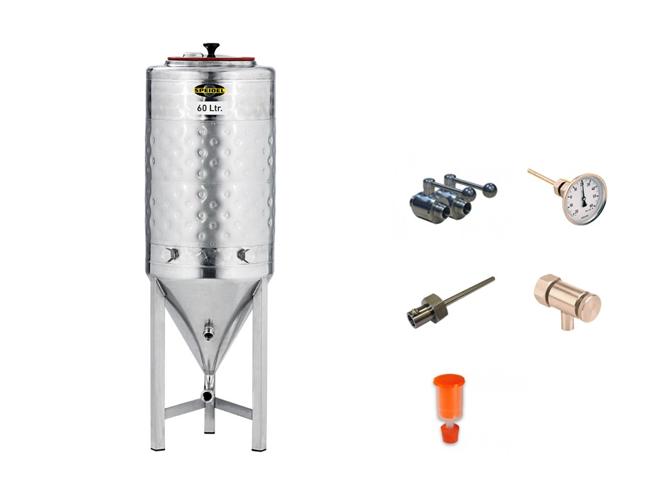 »Fermentation and storage tank FD-ZKG« KIT