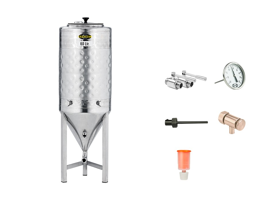 »Fermentation and storage tank FD-ZKG« KIT