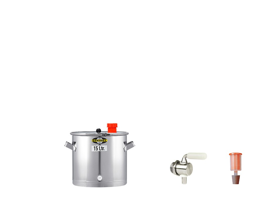 »Fermentation and storage barrel UF« KIT