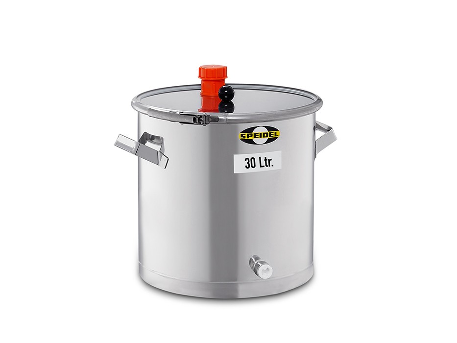 Fermentation and storage barrel UF